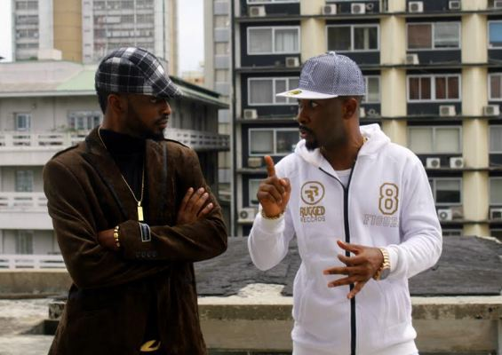 See Photo – 9ice And Rugged Man Pictured Together – 1st Time In 6 Years