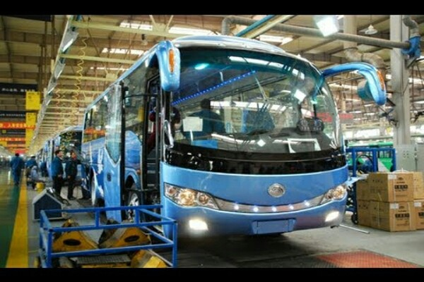 Buhari To Receive 18-Seater Bus Built By Niger Delta Youths At Innoson Motors