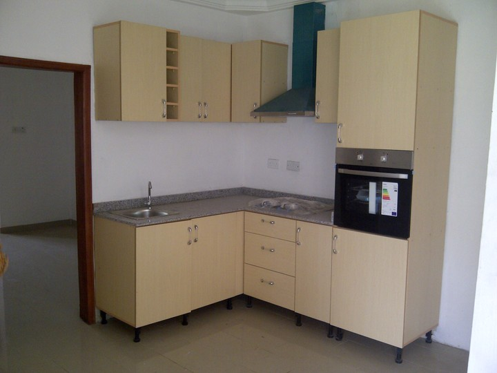 For sale 8 units of 2 bedroom flats with fitted kitchen for Kitchen cabinets nigeria