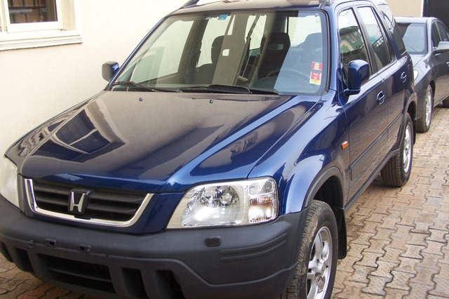 1998 Honda Crv Jeep For Sale 1 29m Autos Nigeria