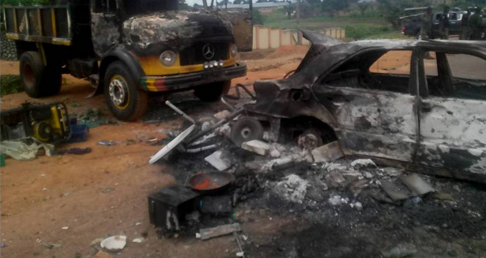 FIDEI Poly Crisis: 20 Students Arrested For Overpowering Policemen