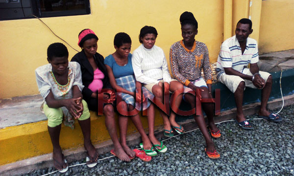 Police Uncover Baby Factory In Aba, Rescue 5 Pregnant Women (See Photo)