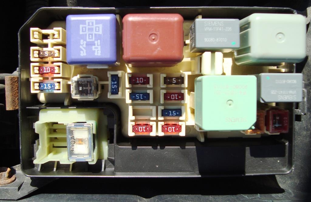 getting to inside toyota corolla fuse box   41 wiring