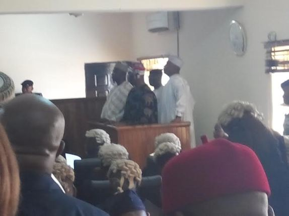 """We Stole Saraki's N310m Because He Wanted To Bribe Judges With It"" — Senator's Aide Says"