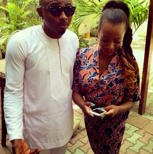 Lady Who Claims To Be Sean Tizzle's Girlfriend Calls Him Out For Lying On Blogs (Photo)