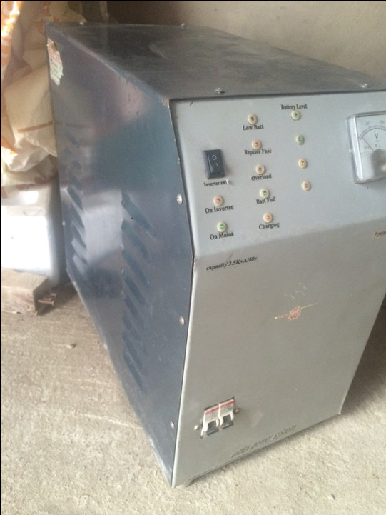Used But Still Working 3 5kva Inverter For Sale In Lagos