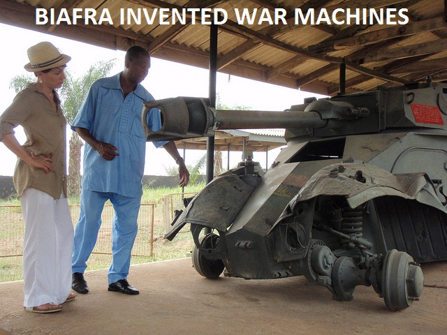 Biafran Technology And Inventions On Display In Umuahia (Photos)