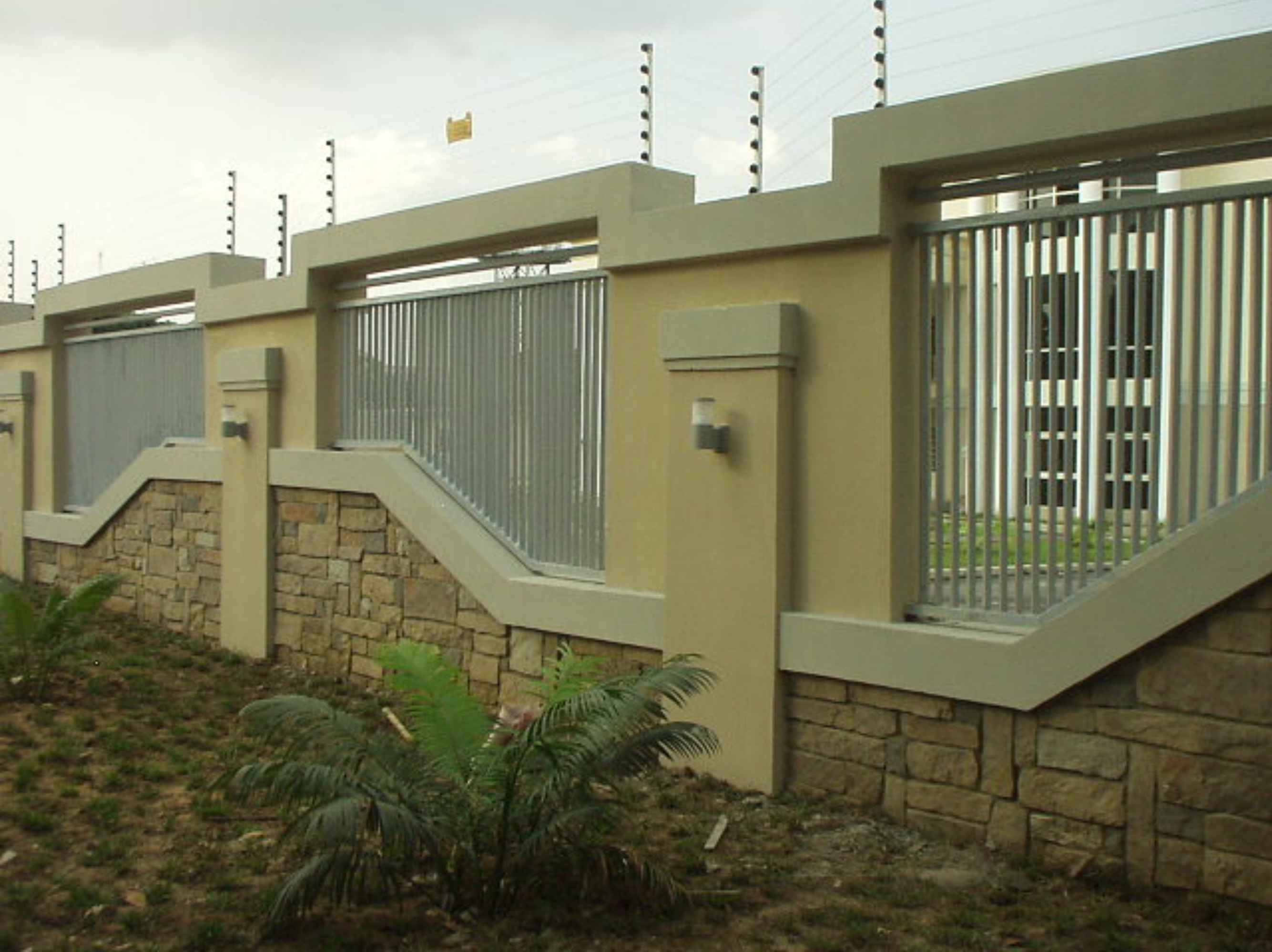 Modern Fencing In Nigeria