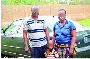 Couple Use Their Son To Defraud Victims Of Huge Sum (See Photo)