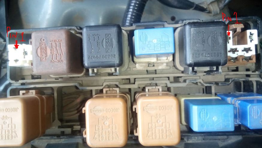 How To Configure Infiniti QX4/Pathfinder 2000-2004 FOG Light ... Jideco Relay Wiring Diagram on ignition relay diagram, bosch relay diagram, horn relay diagram, hella relay wiring diagram, 5 pin relay wiring diagram, tyco relay diagram,