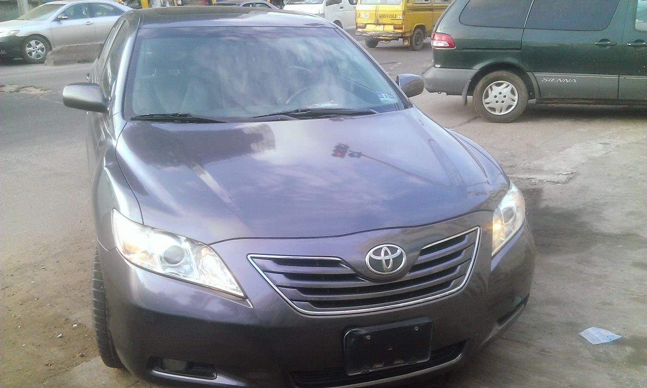 tokz spec 2008 toyota camry xle full option autos nigeria. Black Bedroom Furniture Sets. Home Design Ideas