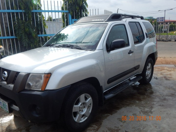 clean used 2005 nissan xterra for sale negotiable see pix autos nigeria. Black Bedroom Furniture Sets. Home Design Ideas