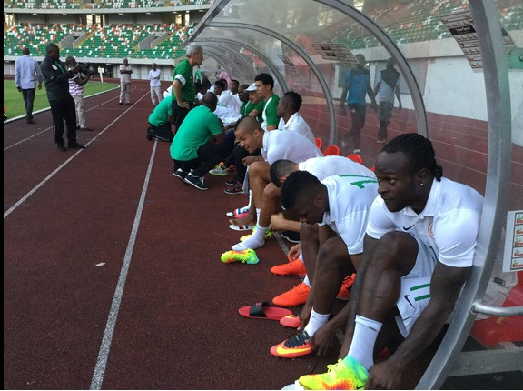 Rohr, Mikel Obi, Victor Moses, Iheanacho And Other Players