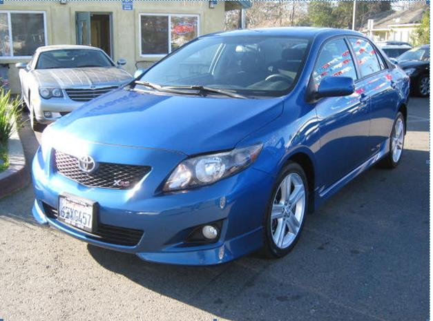 an american spec toyota corolla 2009 le xrs wanted autos nigeria. Black Bedroom Furniture Sets. Home Design Ideas