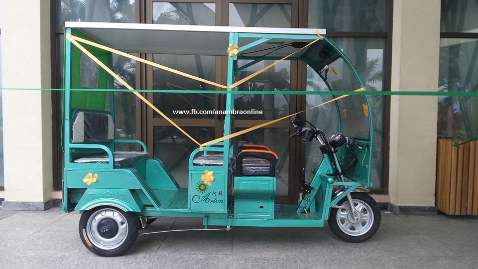 Nigerian Manufactures See The First African Solar Powered Keke Napep (Photos)