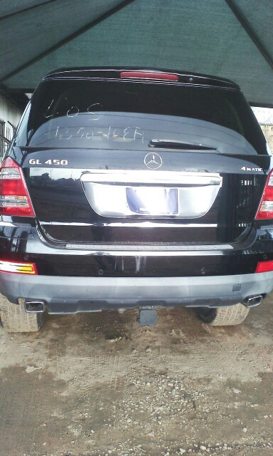 2008 toks mercedes benz gl450 4matic for sale autos for Mercedes benz 2008 gl450 for sale