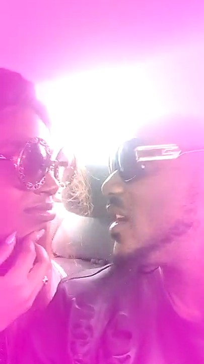 2face Threaten To Kill Anyone Who Have Crush On His Wife As The Kiss- ( Photo/vid)