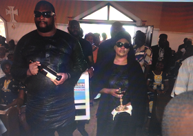 Stella Oduah's Late Son Buried in Anambra (Photos)