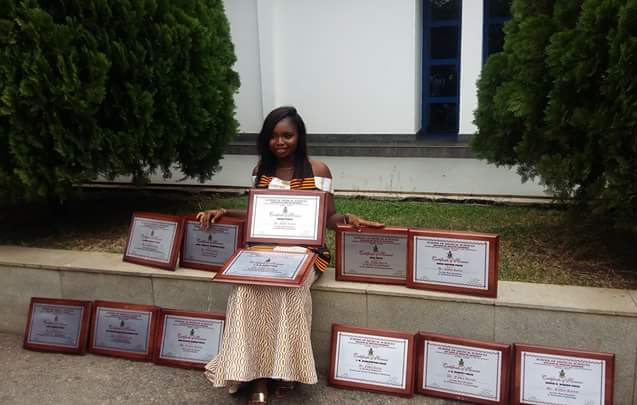 25-year-old Nigerian Breaks Record At Ghana Varsity ...