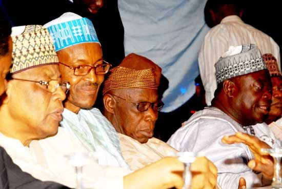 The Nigerian Political Class And Their Foreign Counterparts