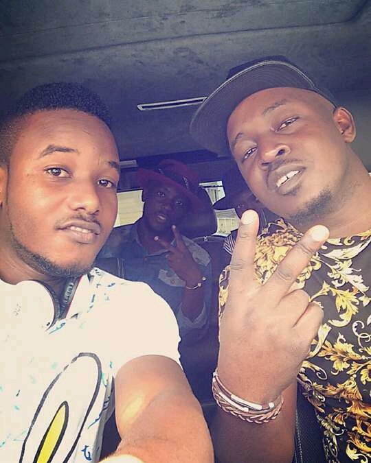 M.I Abaga Getting Lap Dance On Stage PICS - Celebrities ...