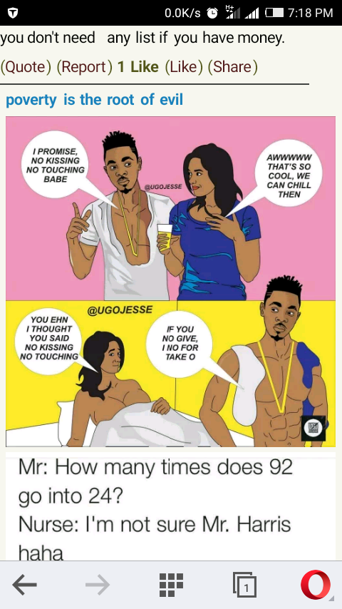 Re: 5 Funny Desperate Lines Nigerian Men Use In Begging For Sex by  Smellingmouth: 7:19am On Sep 06, 2016.