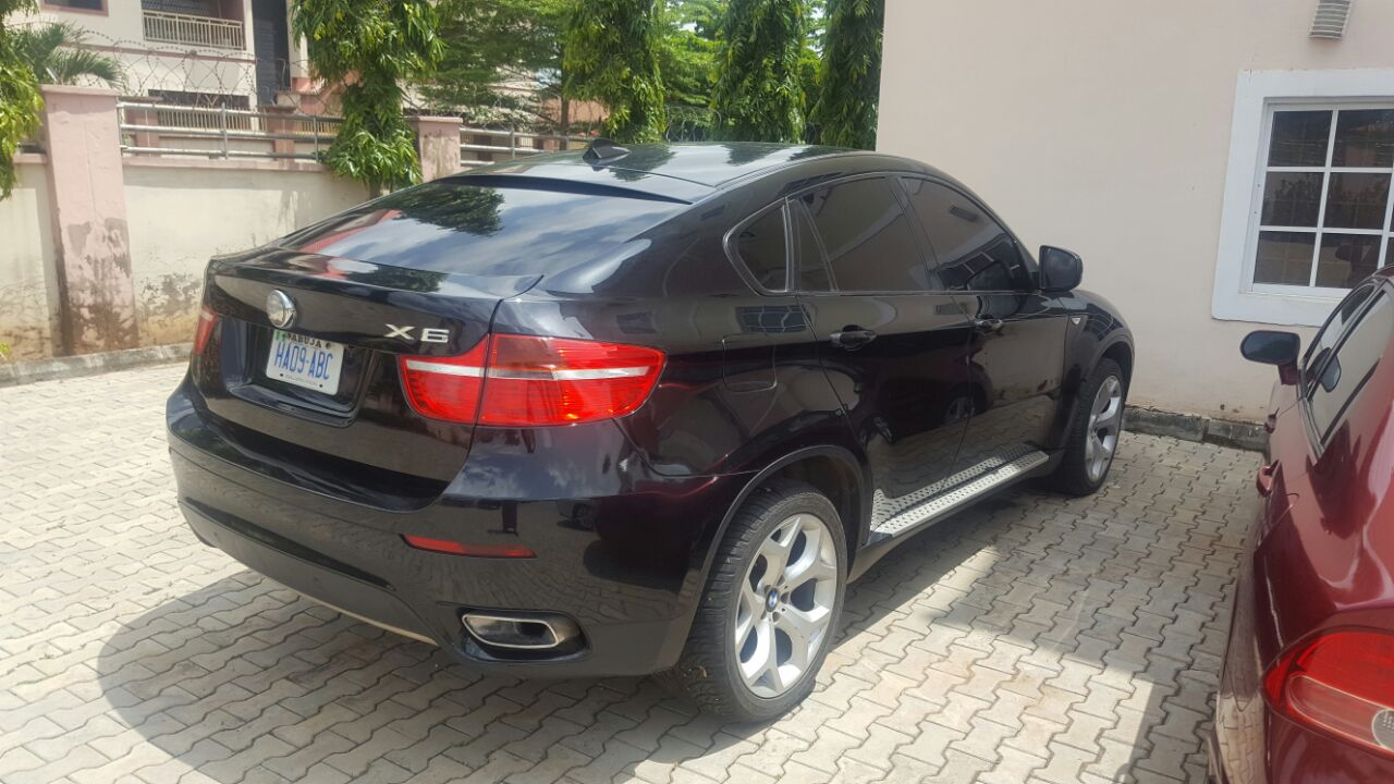 Well Used Faultless 2010 Bmw X6 Selling 3 750m Abuja Autos Nigeria