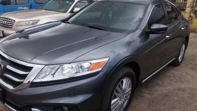 2014 honda crosstour for sale autos nigeria. Black Bedroom Furniture Sets. Home Design Ideas