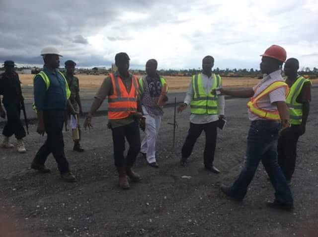 Image result for Bayelsa Begins Construction Of Cargo Airport