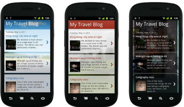 Fully Edit The Mobile Version Of Blogger Templates - Webmasters ...