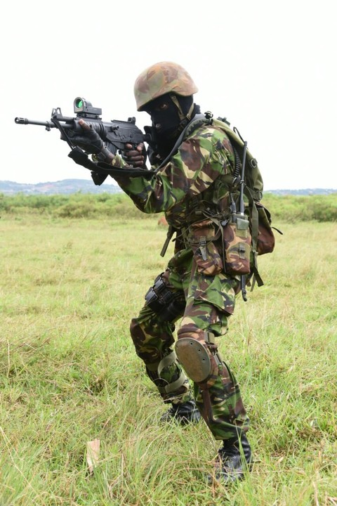 African Militaries/ Security Services Strictly Photos Only ...