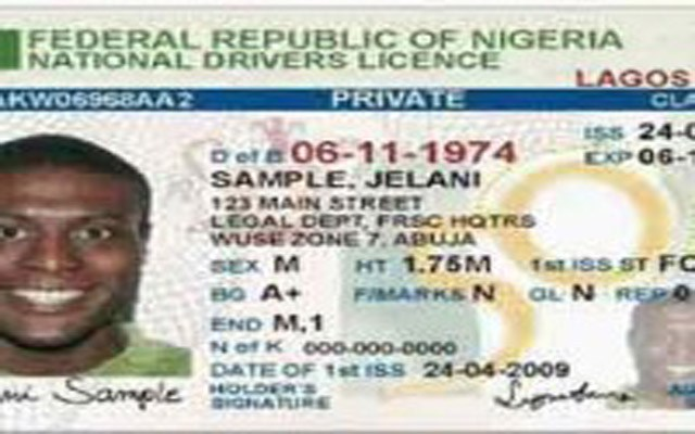 National Drivers License Now Valid For Five Years
