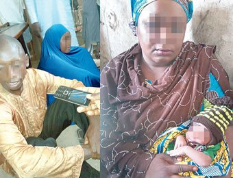 Man Absconds With Ex-Wife's Newborn Baby To Negotiate Dowry Refund (See Photo)