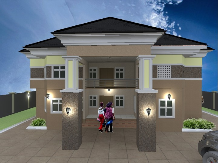How much will a 5 bedroom duplex cost properties nigeria for 5 bedroom duplex