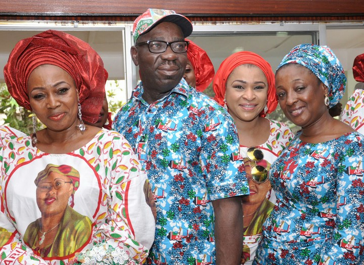 APC DRAMA AGAIN!!! EDO WOMEN INSISTS THAT OBASEKEI'S WIFE MUST APOLOGISE FOR CALLING THEM PROSTITUTES (MUST READ)