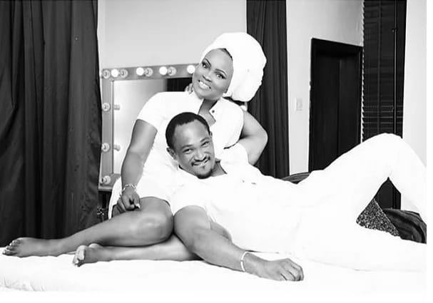Checkout Nollywood Actor, Blossom Chukwujekwu & Maureen Esisi's Pre-Wedding Photos