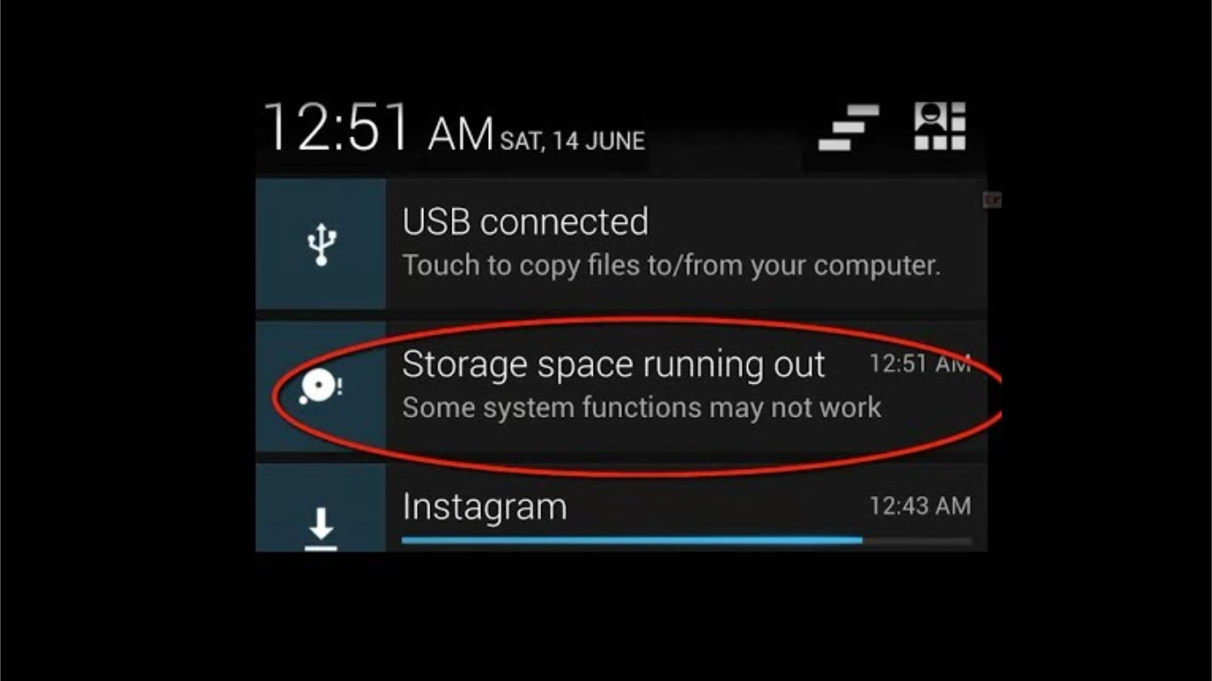 5 Ways To Get More Memory Space On Your Android