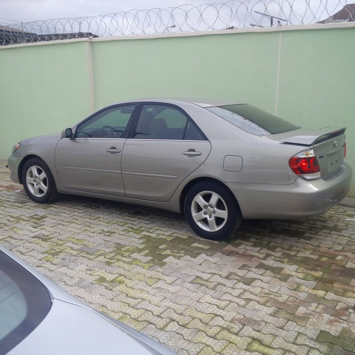 2006 toyota camry how much toyota camry 2006 le for sale just arrived autos nigeria toyota. Black Bedroom Furniture Sets. Home Design Ideas