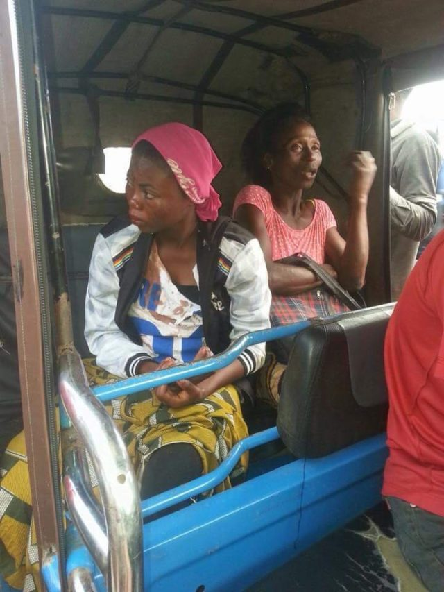 Young lady Rescued From Ritualist in Delta