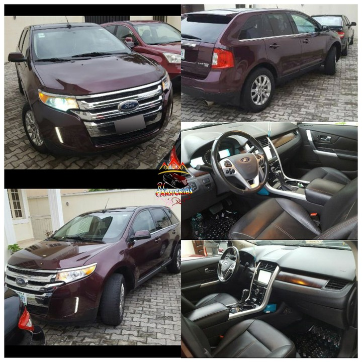 2016 Used & TOKS Ford Edge....Ford Explorer (4d