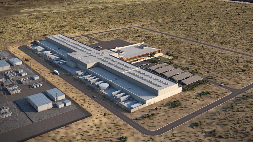 Facebook Unveils 7th Data Center, Powered By 100% Renewable Energy