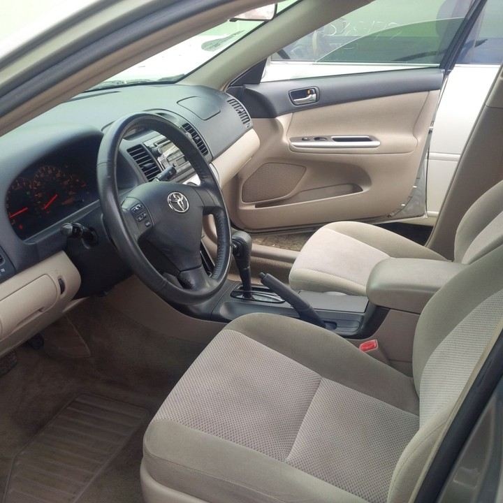 s o l d tin can cleared 2006 toyota camry se autos nigeria. Black Bedroom Furniture Sets. Home Design Ideas
