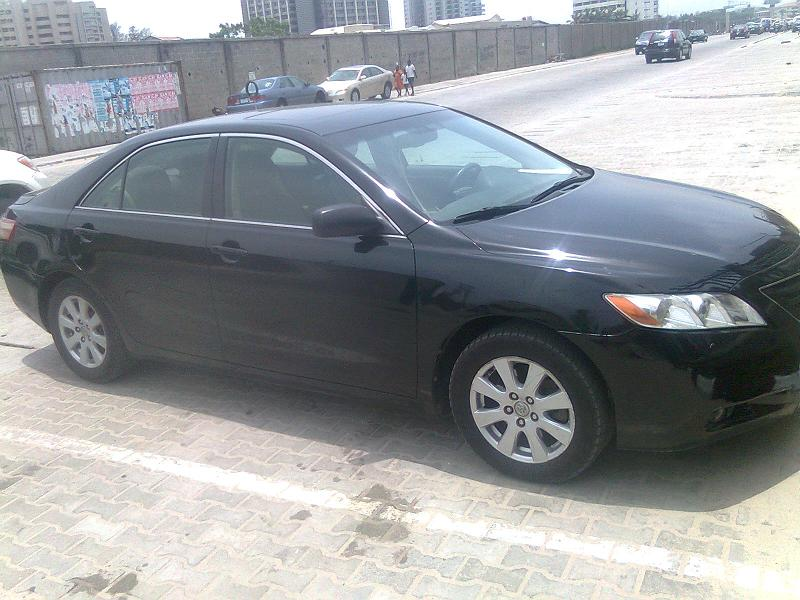 super clean registered 2008 toyota camry xle for autos nigeria. Black Bedroom Furniture Sets. Home Design Ideas