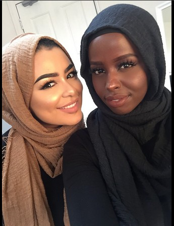 Cuteness Overload; Young Girls In Hijab Take The Internet By Storm. See Why.PICS - Fashion