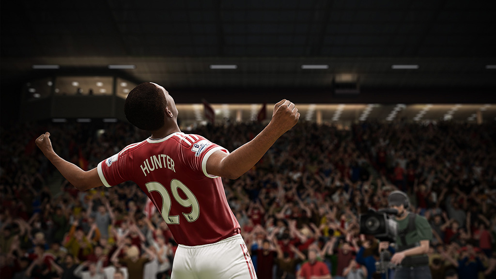 Nigerian Born Adetomiwa Edun Featured As Alex Hunter In FIFA17, The Journey
