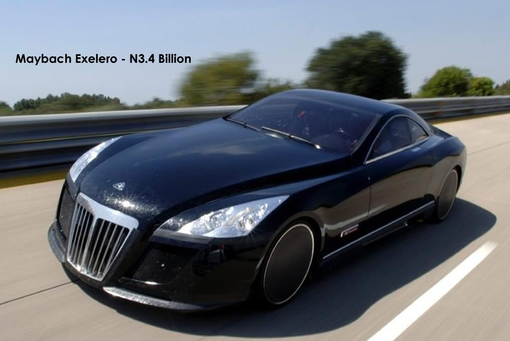 11 cars you won t see on nigerian roads photos of super fast cars loveandg. Black Bedroom Furniture Sets. Home Design Ideas