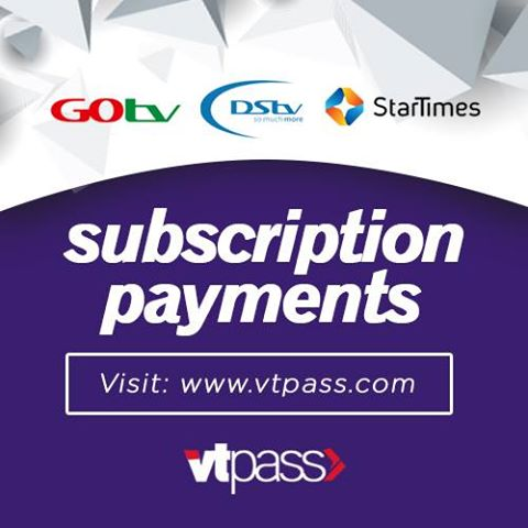 Startimes Subscription Payments With Your ATM Card - TV/Movies - Nigeria