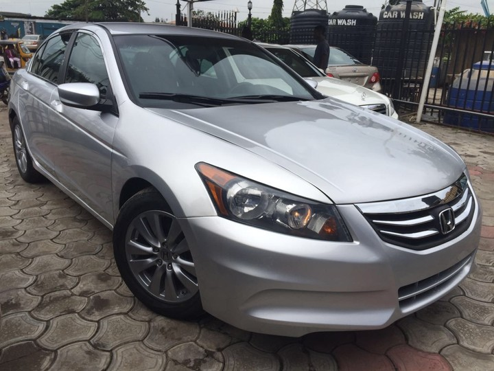 sweet looking lagos cleared 2011 honda accord special edition autos nigeria. Black Bedroom Furniture Sets. Home Design Ideas