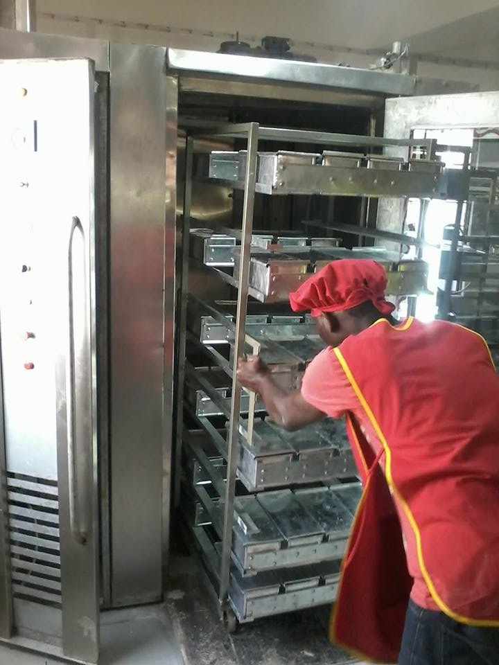 Rotary Ovens Made In Nigeria Business To Business