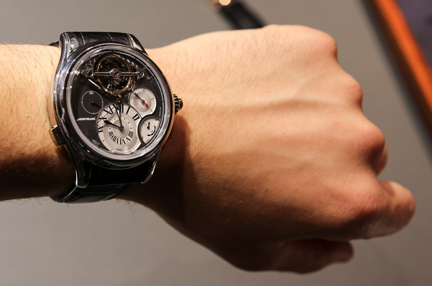 Why The Wrist Watch Is Worn Mostly On The Left Hand ...